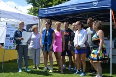 4. Wachtberg Open (Siegerehrung) 2017