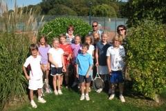 Jugend Clubmeisterschaft Midcourt Open 2011