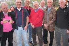 Herren-70-Mannschaft